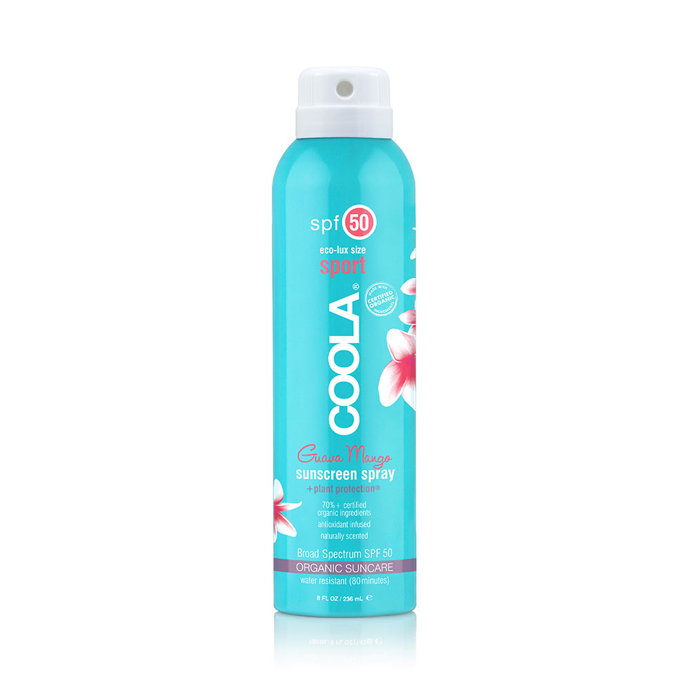 87110c6bcc64 Body SPF 50 Guava Mango Spray - COOLA Suncare